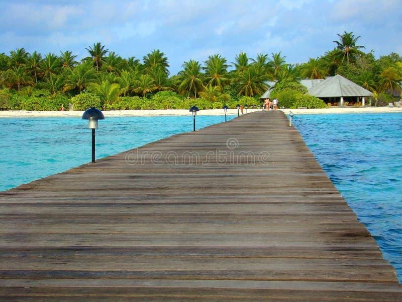 Powitanie Maldives zdjęcie royalty free