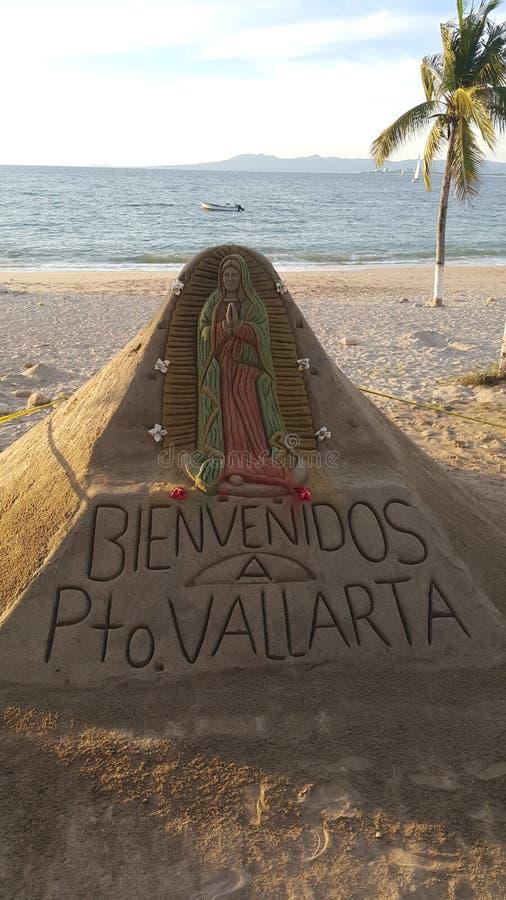 Powitanie Puerto vallarta zdjęcie royalty free