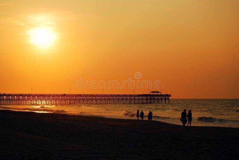 Powitanie wschód słońca zdjęcie royalty free