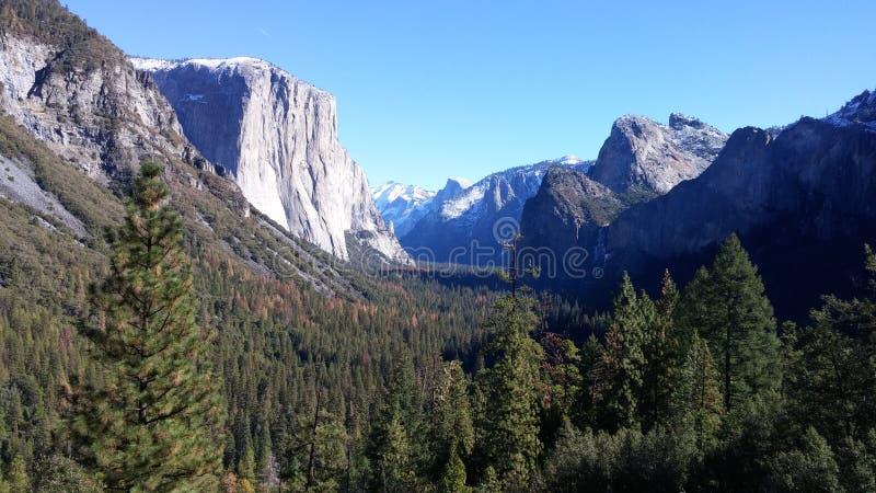Powitanie Yosemite fotografia royalty free
