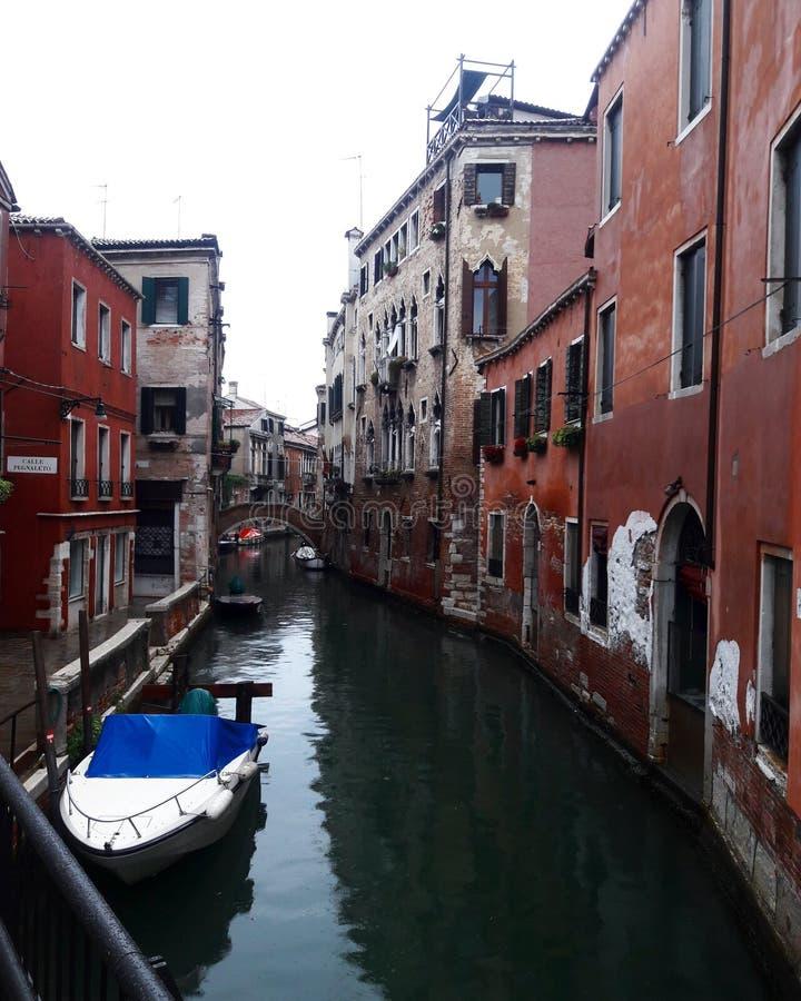 Powodzi miasto obrazy stock