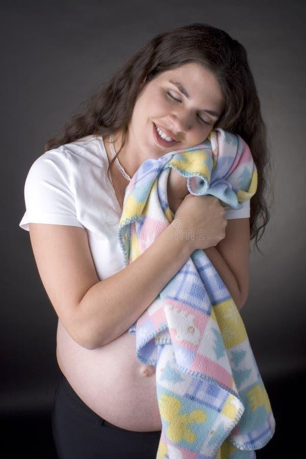 powszechne kobiety w ciąży fotografia stock