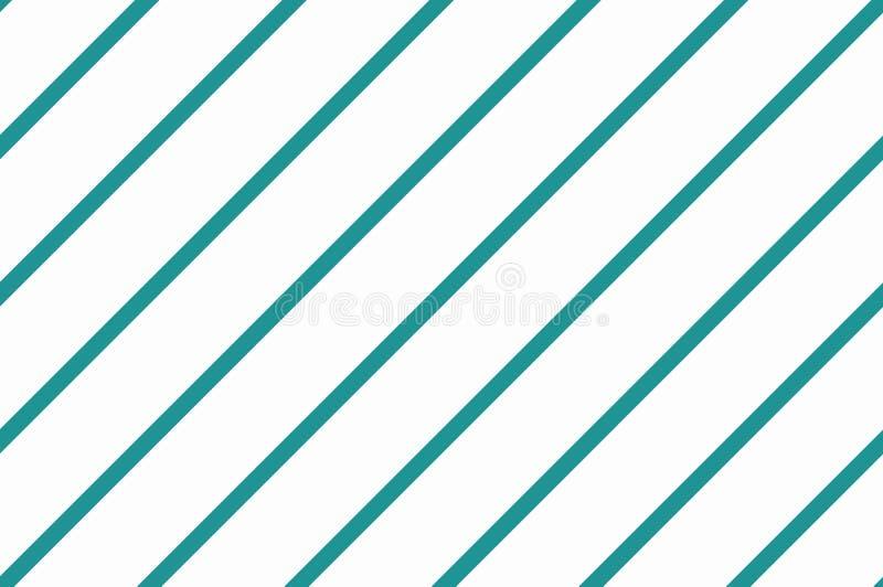 Powtórkowy geometryczny wzór z pochylanie liniami, lampasy Projekt dla drukować na tkaninie, papier, opakowanie również zwrócić c ilustracji