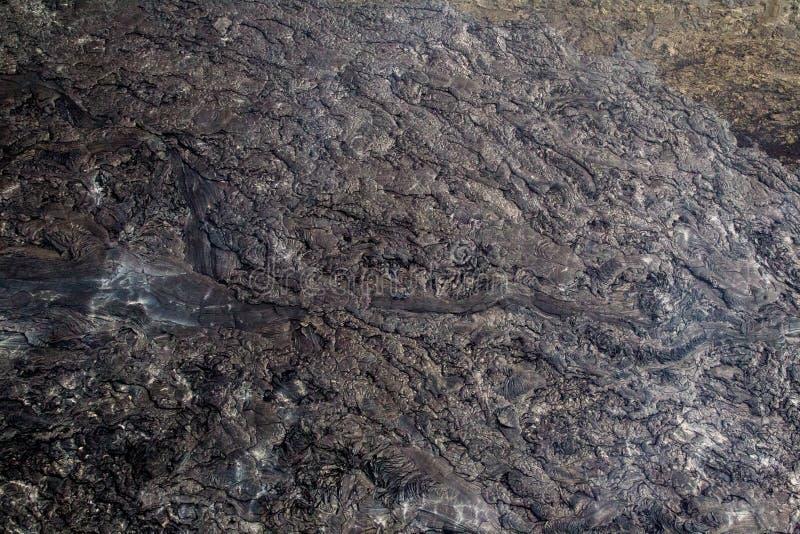 Powulkaniczne skały zdjęcie royalty free