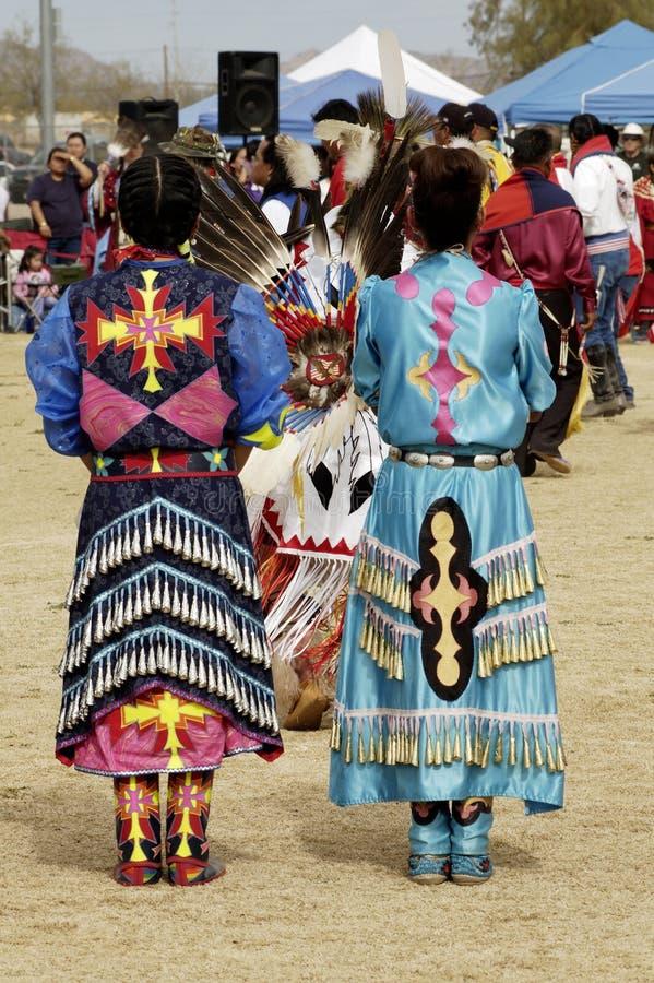 Powwow 3 stock fotografie