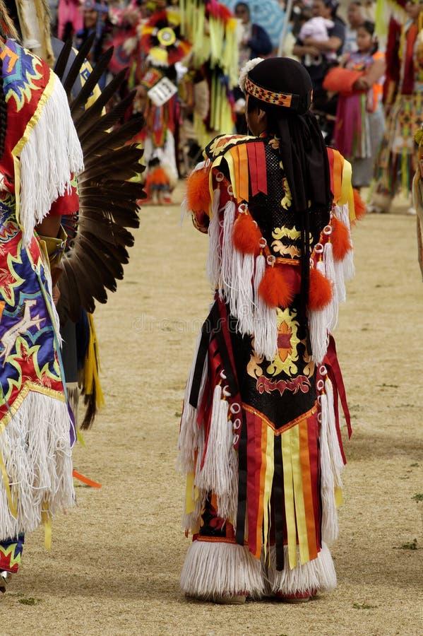 Powwow 4 image libre de droits