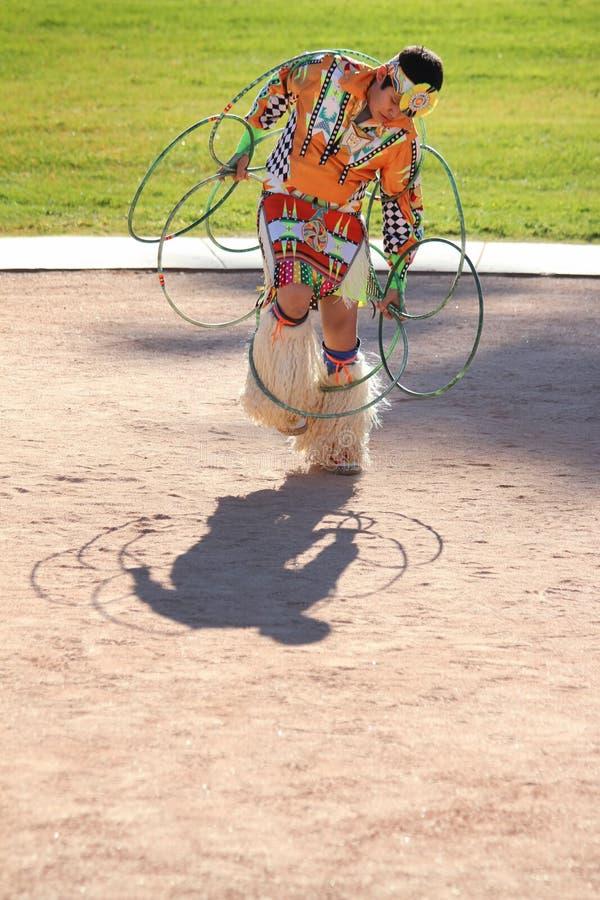 Powwow del nativo americano fotografía de archivo libre de regalías