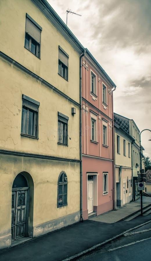 Poysdorf, Austria - fotografia stock