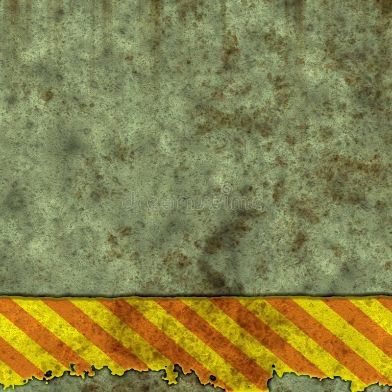pozbawione ostrożność podpisany ilustracja wektor