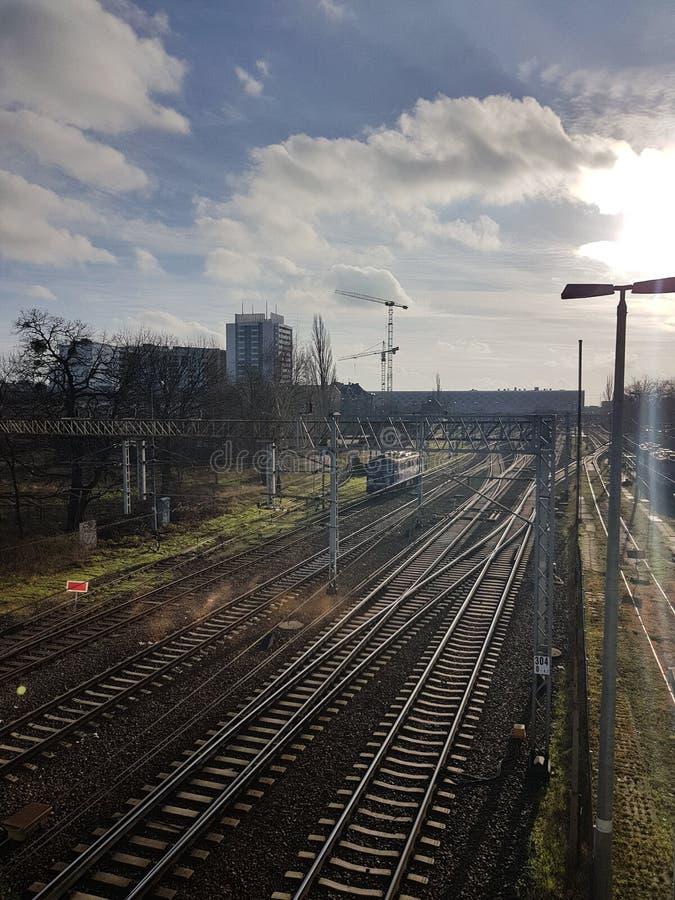 """PoznaÅ-""""Züge lizenzfreie stockbilder"""