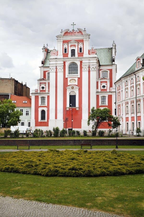 Poznan stock afbeeldingen
