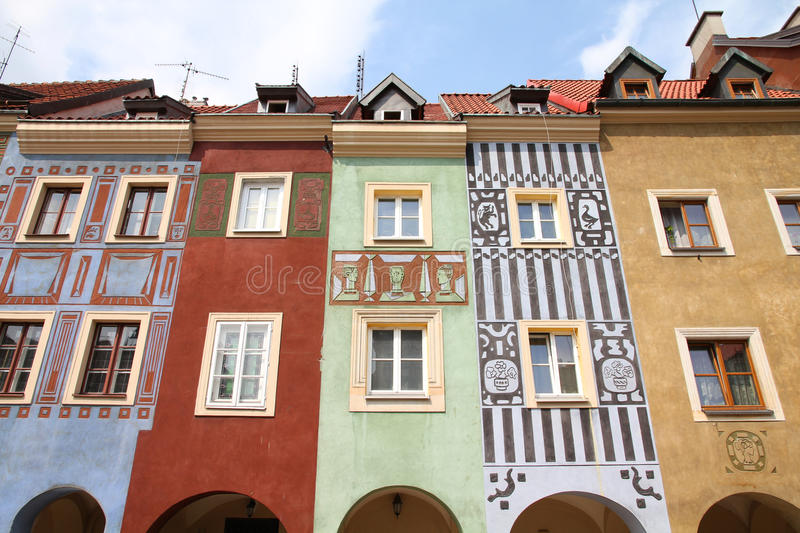 Poznan royalty free stock photography