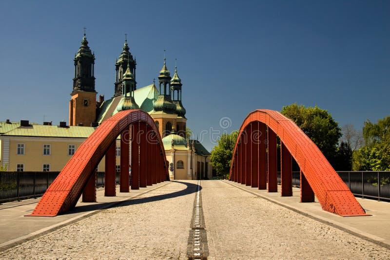 Poznan royalty-vrije stock afbeelding