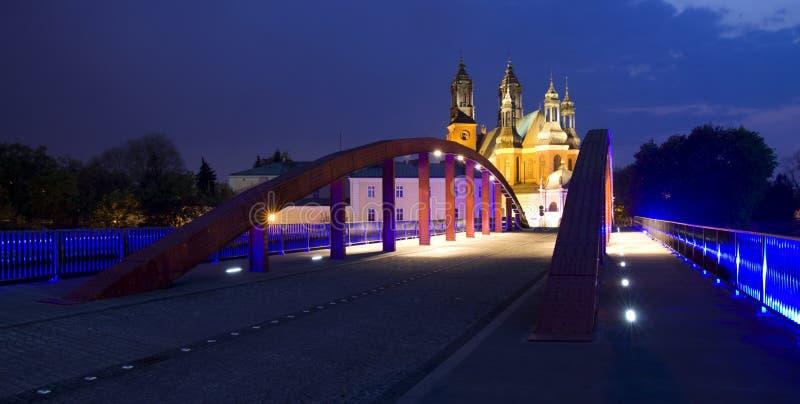 Poznan stock fotografie