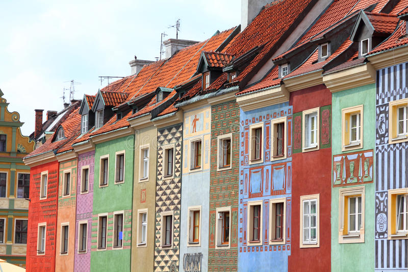 Poznan royalty free stock images