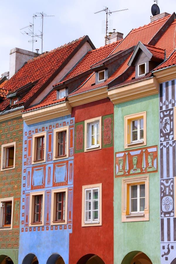 Poznan royalty-vrije stock foto's