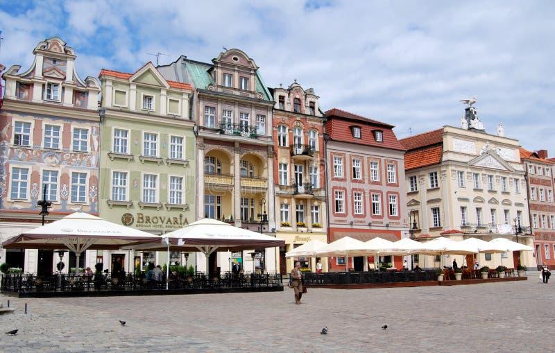 Download Poznan, Poland: Rynek Old Market Square Editorial Photo - Image: 15327441
