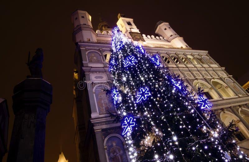 Poznan in Poland royalty free stock photos