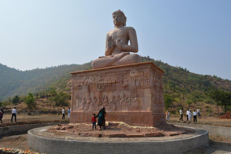 Pozwalać iść Ajanta, India obraz stock