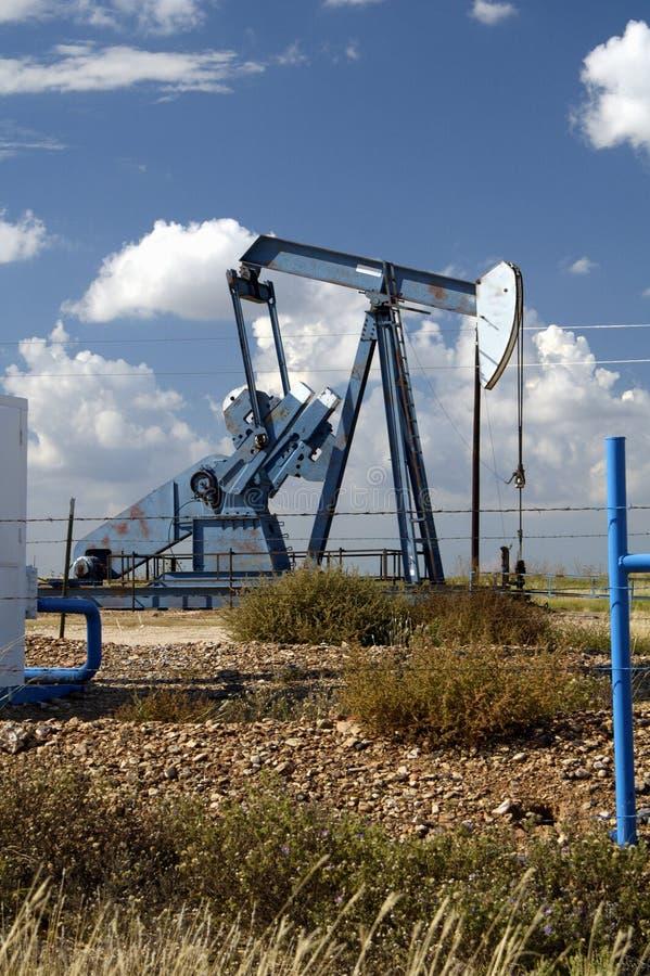 Pozzo di petrolio 24 fotografie stock libere da diritti