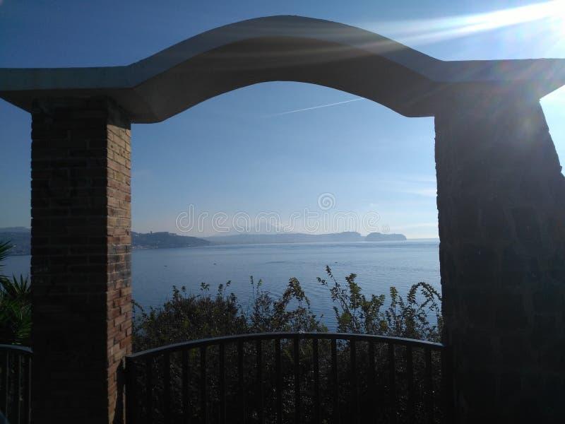 Pozzuoli, Naples royalty free stock images