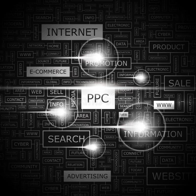 PPC ilustracja wektor
