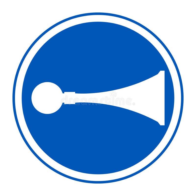 PPE ikona Rozsądny rogu symbolu znak Odizolowywa Na Białym tle, Wektorowa ilustracja EPS 10 ilustracja wektor