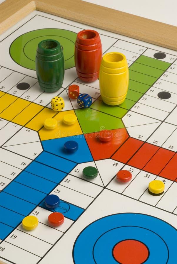 Pqrchis board game. stock photo