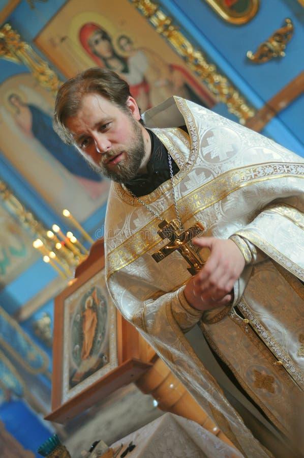 Präst royaltyfria foton