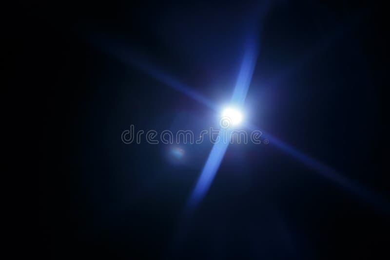 Pråligt ljus och signalljustema, realistiska linssignalljus, royaltyfri fotografi