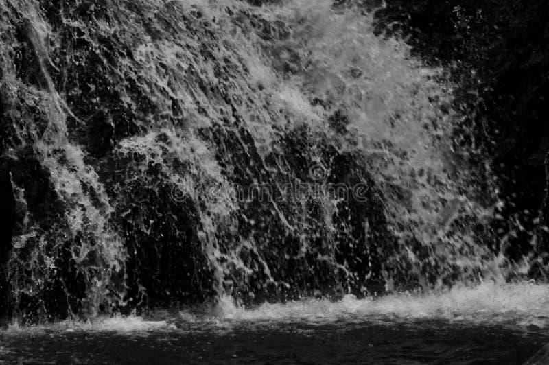 Précipitation de l'eau photographie stock libre de droits