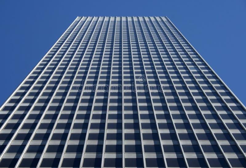 Prédio de escritórios cinzento fotos de stock
