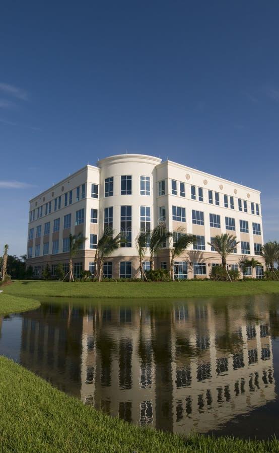 Prédio de escritórios em Florida fotos de stock royalty free