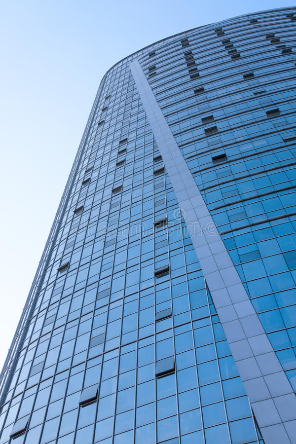 Download Prédio De Escritórios Moderno Foto de Stock - Imagem de vista, downtown: 16850156
