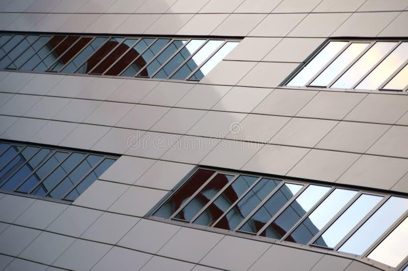 Download Prédio De Escritórios Moderno Imagem de Stock - Imagem de quadros, janelas: 80101293