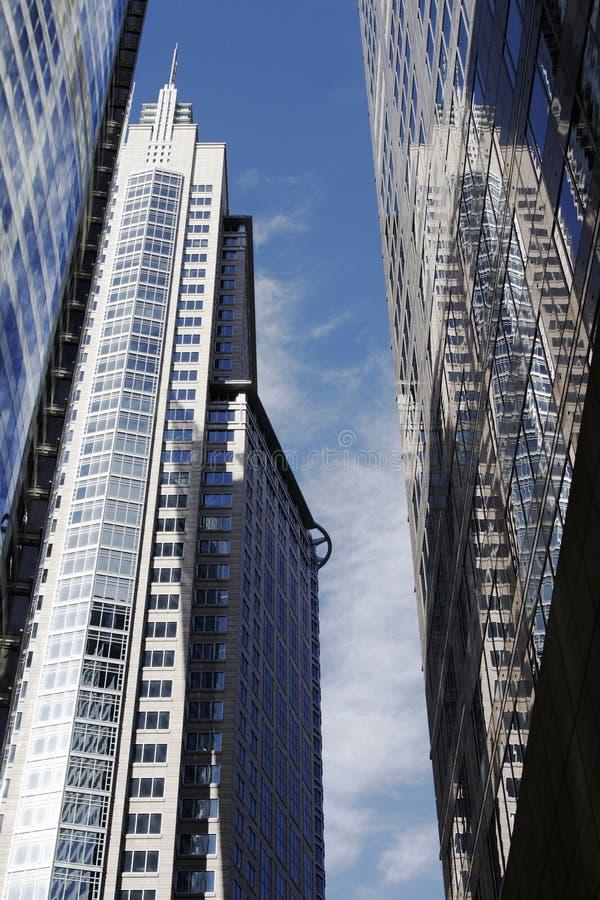Prédio de escritórios moderno em Sydney, Austrália imagens de stock