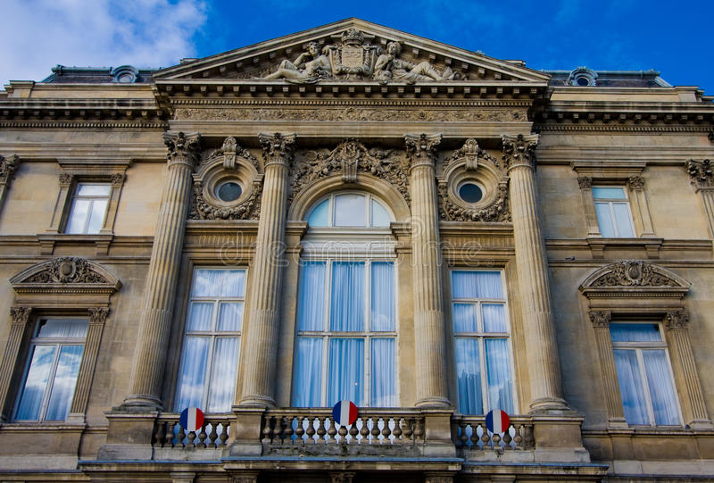 Préfecture de Lille image libre de droits