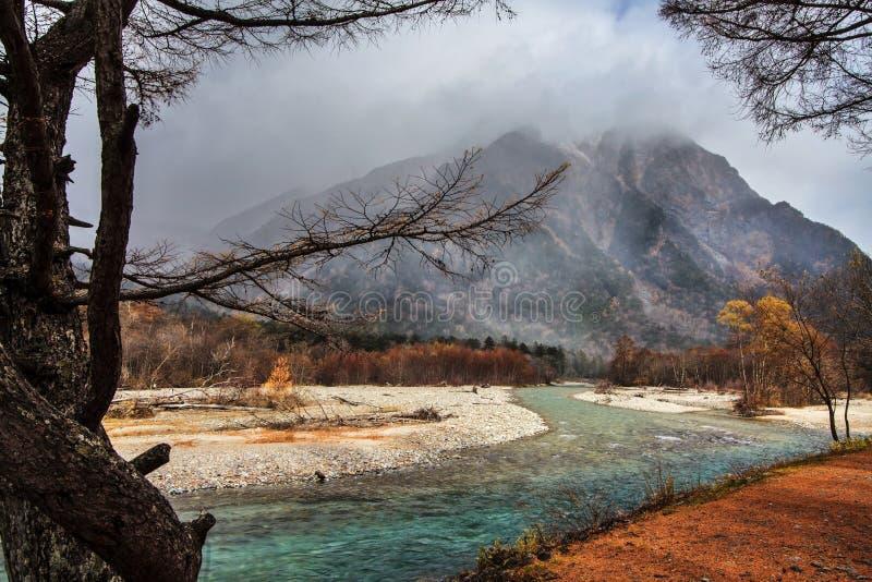 Préfecture de Nagano photo stock