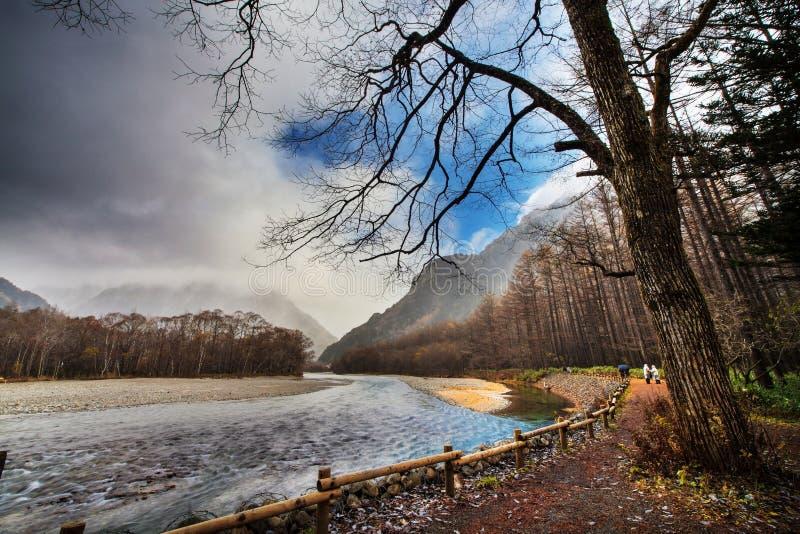 Préfecture de Nagano photographie stock libre de droits