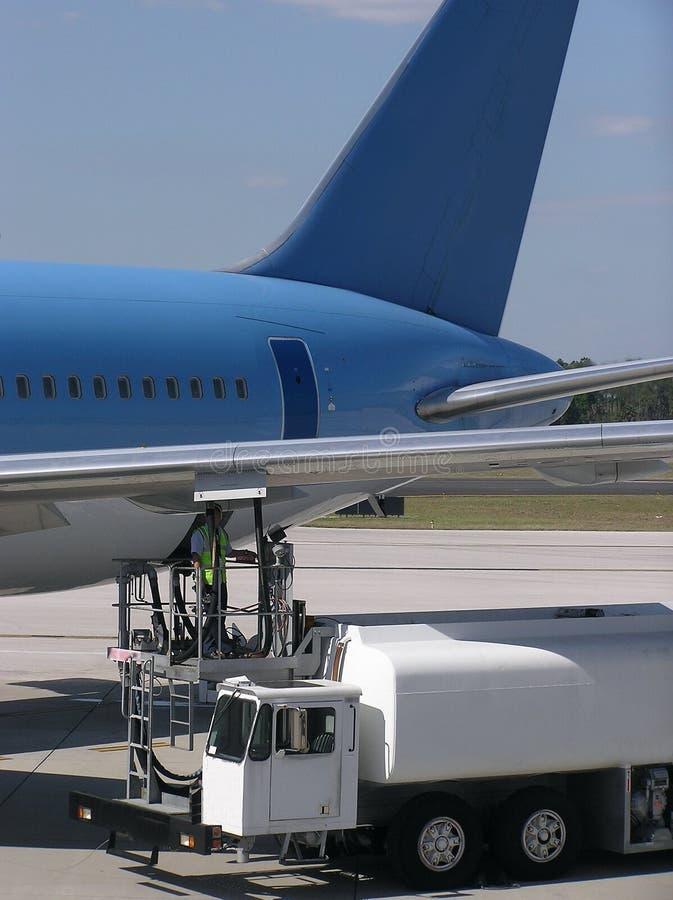 Préparation au vol photos libres de droits