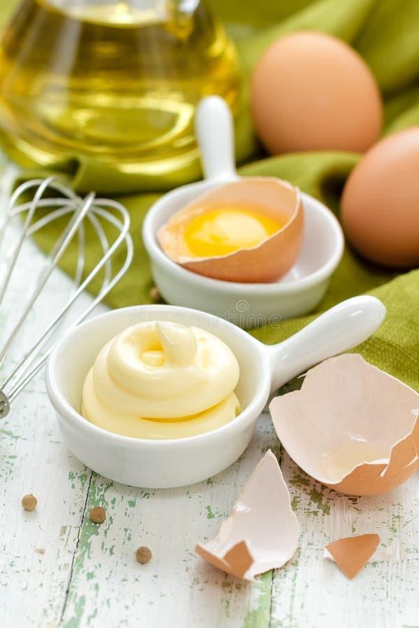 Mayonnaise photographie stock