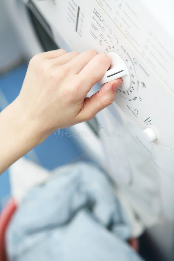 Download Préparation pour le lavage image stock. Image du trappe - 8658095