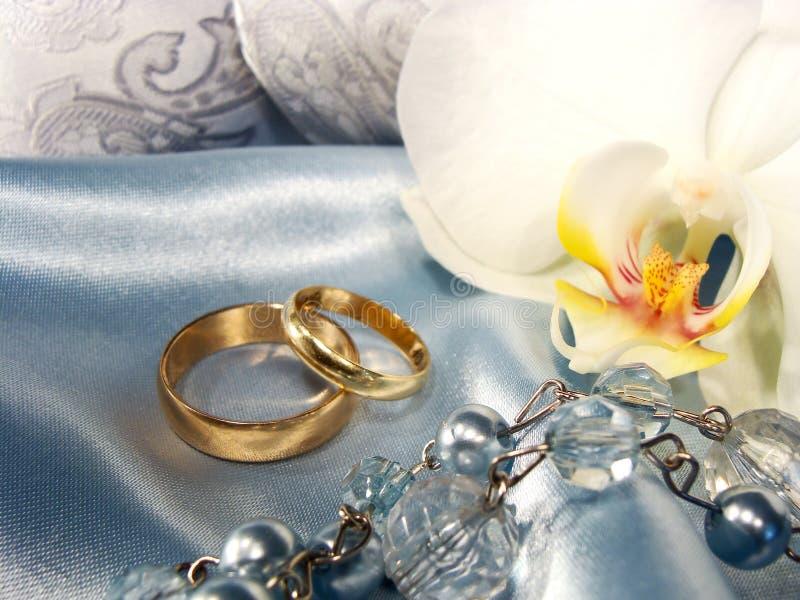 Préparez au mariage image stock