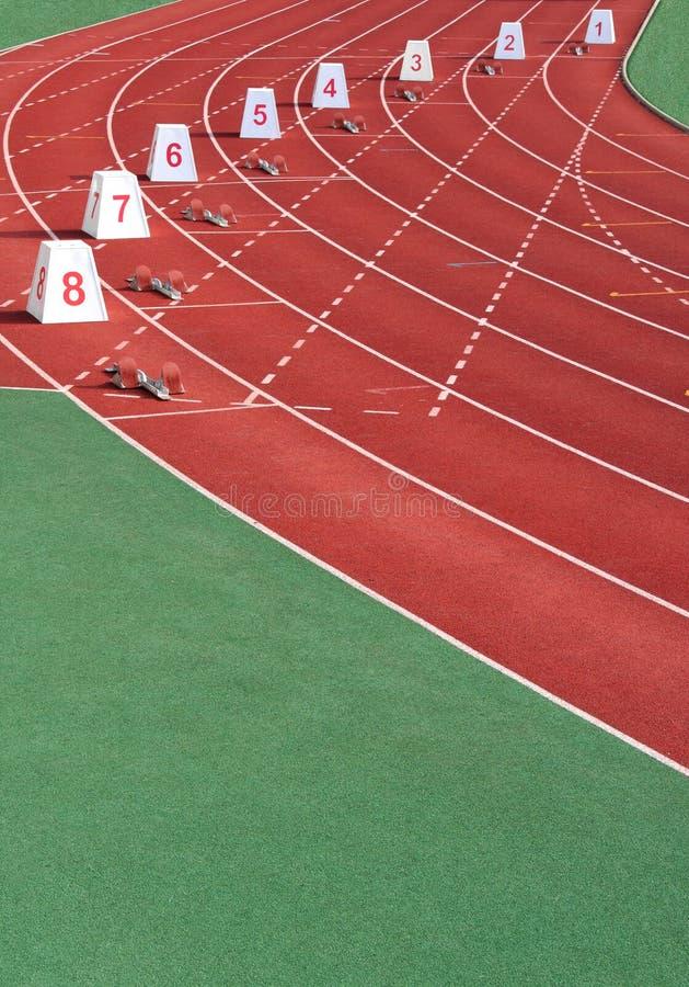 Préparez pour la concurrence ? photo libre de droits