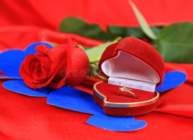 Fond d'art de Saint-Valentin photos libres de droits