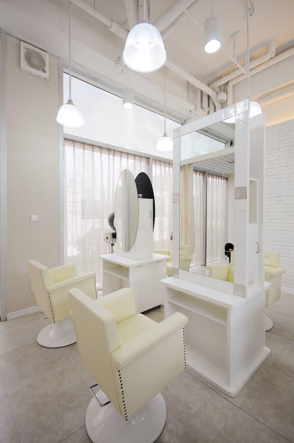 Présidence de coiffeur photographie stock