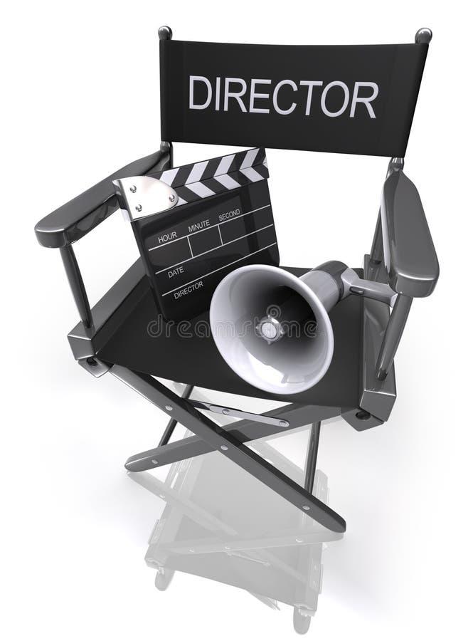 Présidence de Directorâs illustration de vecteur