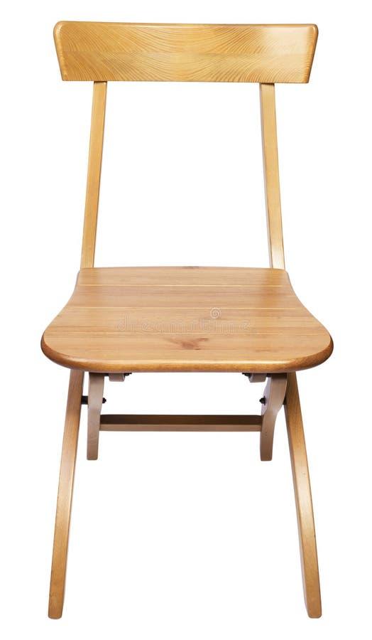 Présidence en bois image libre de droits
