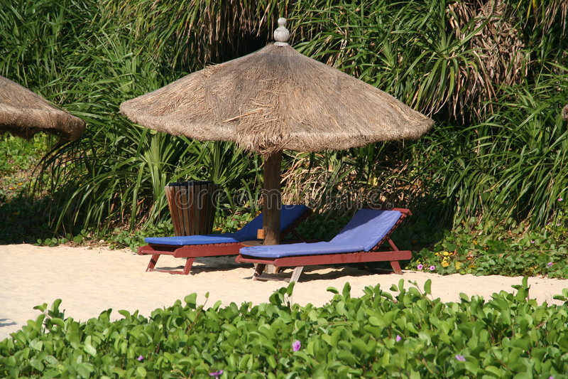Download Présidence sur la plage image stock. Image du présidence - 2147205
