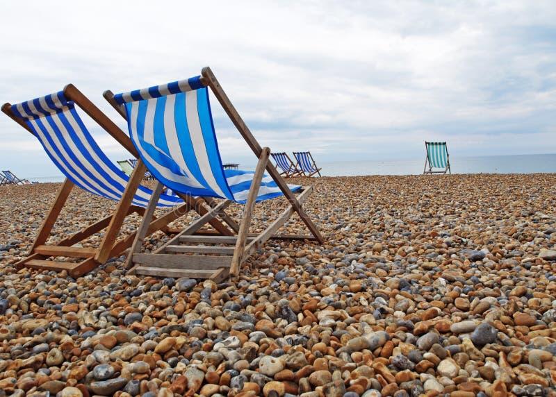 présidences de Brighton de plage photographie stock libre de droits